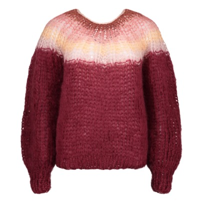 Maiami Pullover aus Mohair-Wolle -listing