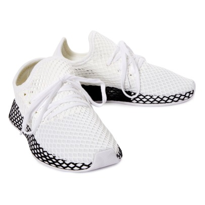 Adidas Deerupt Lace-up Canvas Trainers-listing