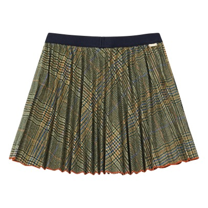 Bellerose Letitia Checked Skirt -listing