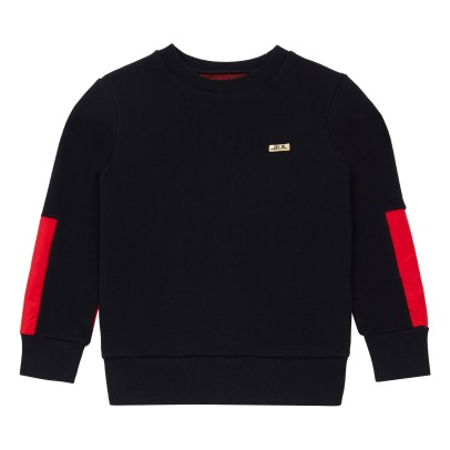 Bellerose Beap Sweatshirt with Elbow Patches-listing