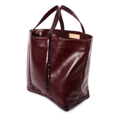 Vanessa Bruno Shopper aus Leder Medium+ -listing