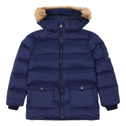Pyrenex Authentic Matte Faux Fur Lined Down Jacket -listing