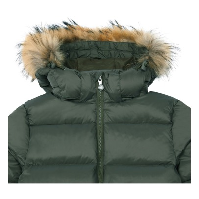 Pyrenex Authentic Matte Fur Lined Down Jacket -listing