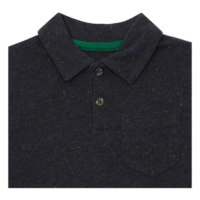 Bellerose Calo Flecked Polo -product