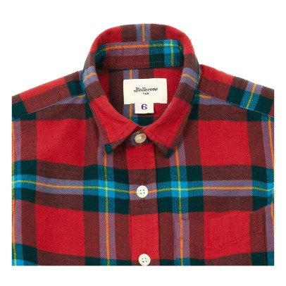 Bellerose Ganix Soft Touch Shirt-listing