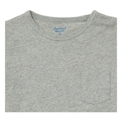 Hartford Crew T-shirt with Pocket -listing