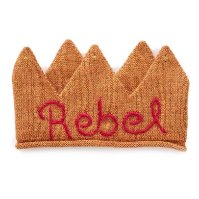 Oeuf NYC Alpaca Wool Rebel Crown -listing