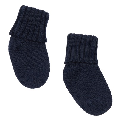 Pequeno Tocon Ribbed Socks -listing
