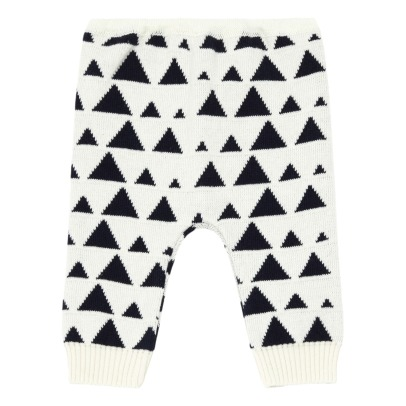 Pequeno Tocon All Over Knitted Trousers -listing