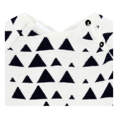 Pequeno Tocon All Over Jumper -listing