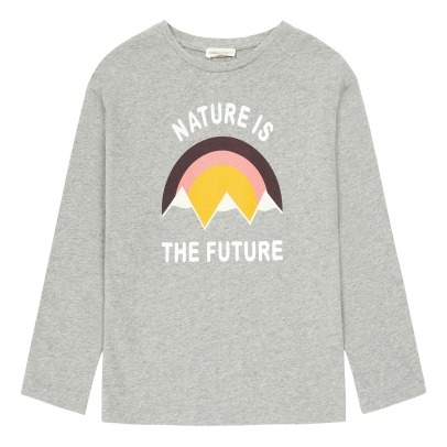 Hundred Pieces Maglietta Nature is the future 100% cotone-listing