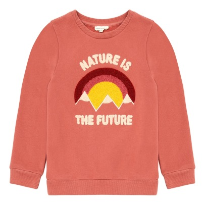 Hundred Pieces Sweatshirt Nature Is The Future-listing
