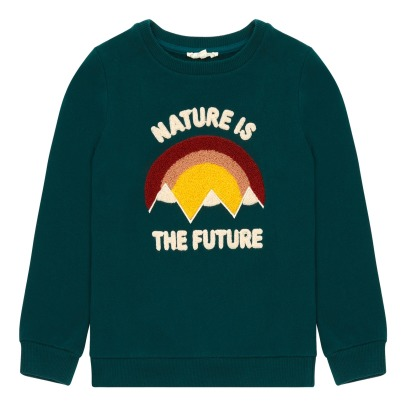 Hundred Pieces Sweat Nature Is The Future-listing