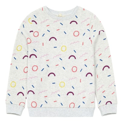 Hundred Pieces Sweatshirt Memphis-listing