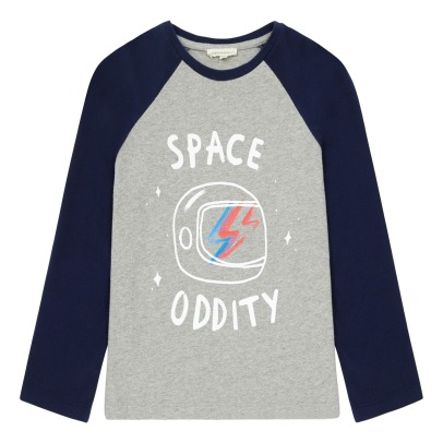 Hundred Pieces Camiseta Space Oddity-listing