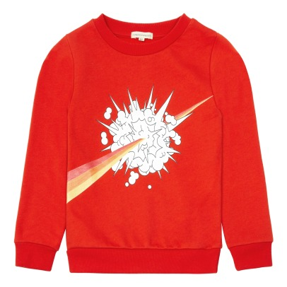 Hundred Pieces Explosion Sweatshirt-listing