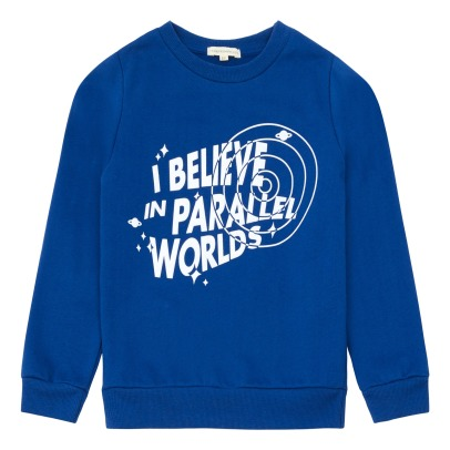 Hundred Pieces Parallel Worlds Sweatshirt-listing