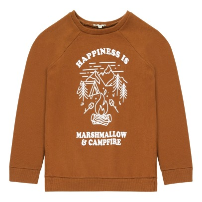 Hundred Pieces Sweatshirt Campfire-listing