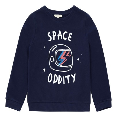 Hundred Pieces Sweatshirt Space Oddity-listing