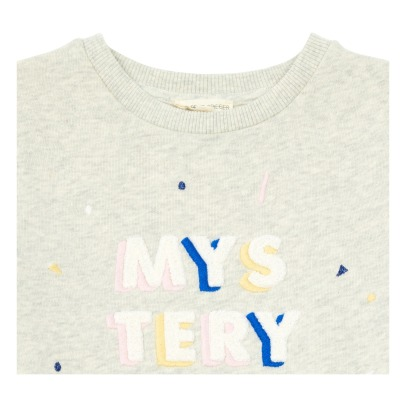Hundred Pieces Sweat Mystery Girl-listing