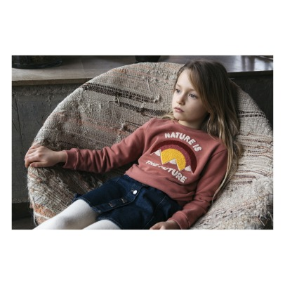 Hundred Pieces Nature Is The Future Sweatshirt-listing