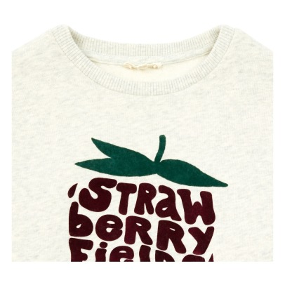 Hundred Pieces Sweatshirt Strawberry-listing