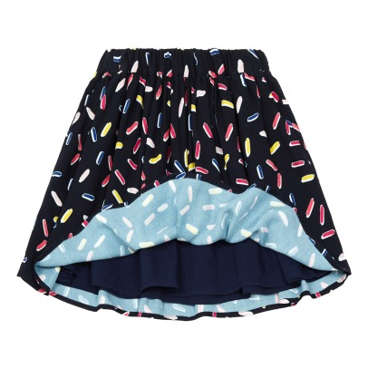 Hundred Pieces Tic Tac Skirt-listing