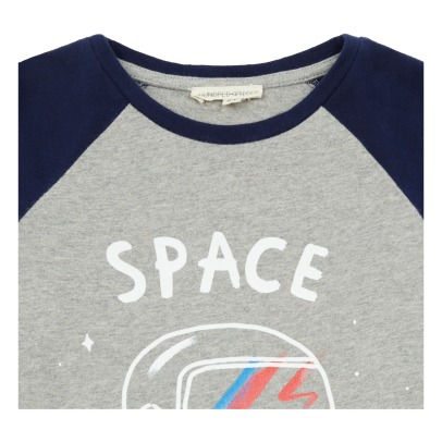 Hundred Pieces T-Shirt Space Oddity-listing