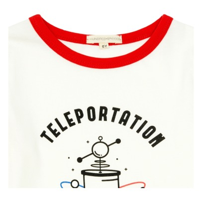 Hundred Pieces Teleportation T-Shirt-listing