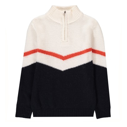 Hundred Pieces Half Zip Jumper-listing