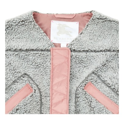 Burberry Bonita Faux Fur Jacket -listing