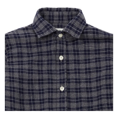 Hartford Paul Flannel Shirt -listing