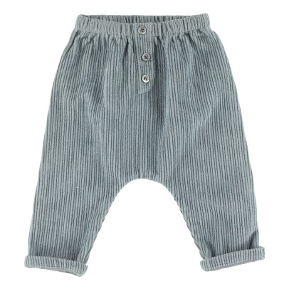 Simple Kids Clapton Velvet Harem Pants -listing