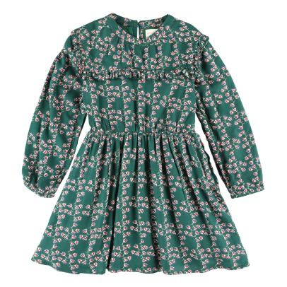 Simple Kids Pearl Dress-listing