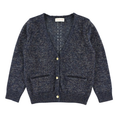 Simple Kids Kniks Cardigan -listing
