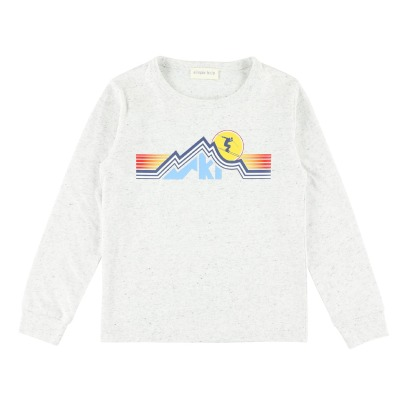 Simple Kids Ski T-shirt -listing