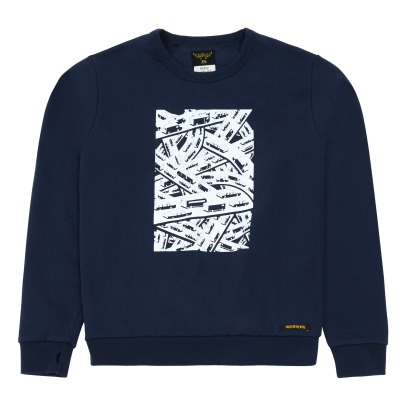 Finger in the nose Brian Crossroads Sweatshirt-listing