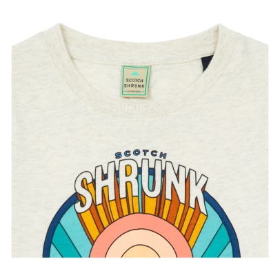 Scotch & Soda Mountains Shrunk T-shirt -listing
