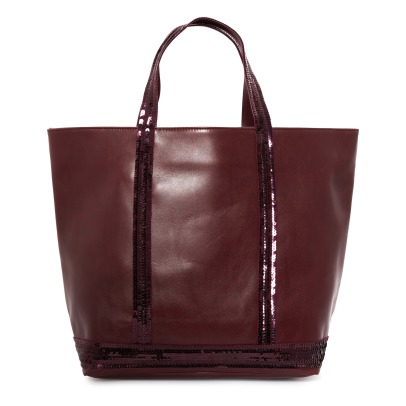 Vanessa Bruno Leather Tote Bag -product
