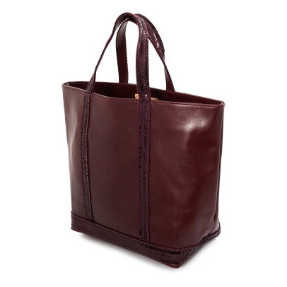 Vanessa Bruno Shopper aus Leder Medium -listing
