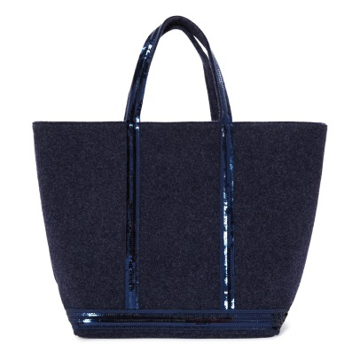 Vanessa Bruno Shopper Denim Medium+ -listing