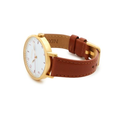 Nixon Montre The Arrow Bracelet Cuir-listing