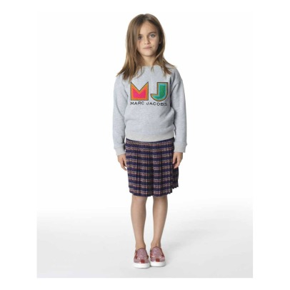Little Marc Jacobs Sparkly Patch Sweatshirt-product