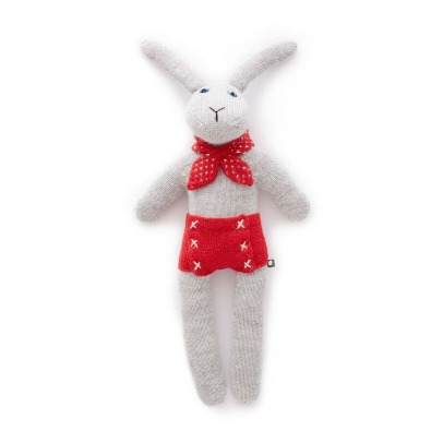 Oeuf NYC Doudou lapin-product