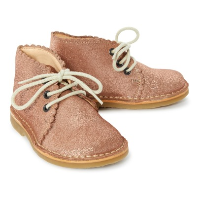 Petit Nord Bottines Lacets-listing