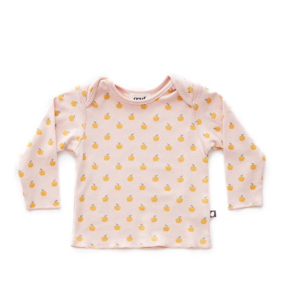 Oeuf NYC Apples Pima Cotton T-shirt -listing
