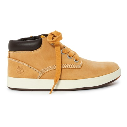 Timberland Sneakers Basse Scamosciate Davis Square-listing
