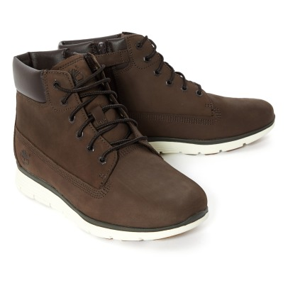 Timberland Boots Fourrées Suede Premium Shearling-listing