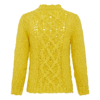 Soeur Pullover Tricote Ecole -listing