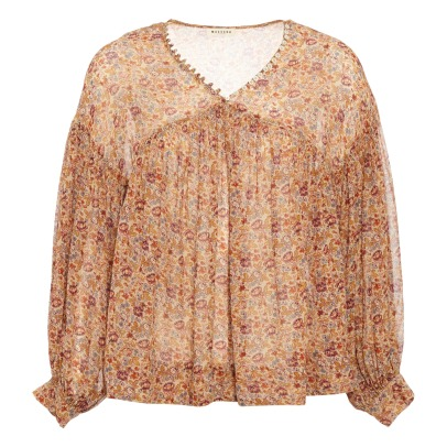 Masscob Nilo Silk Blouse -listing